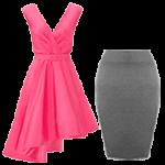 Химчистка платьев и юбок
