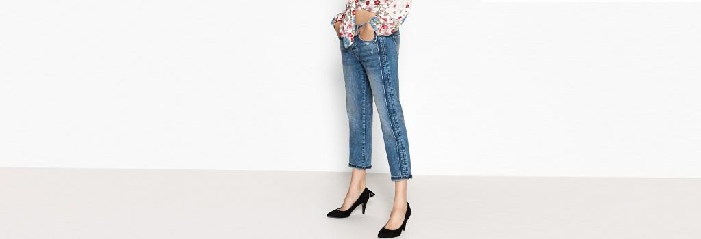 Профессиональная химчистка: джинсы, брюки, шорты