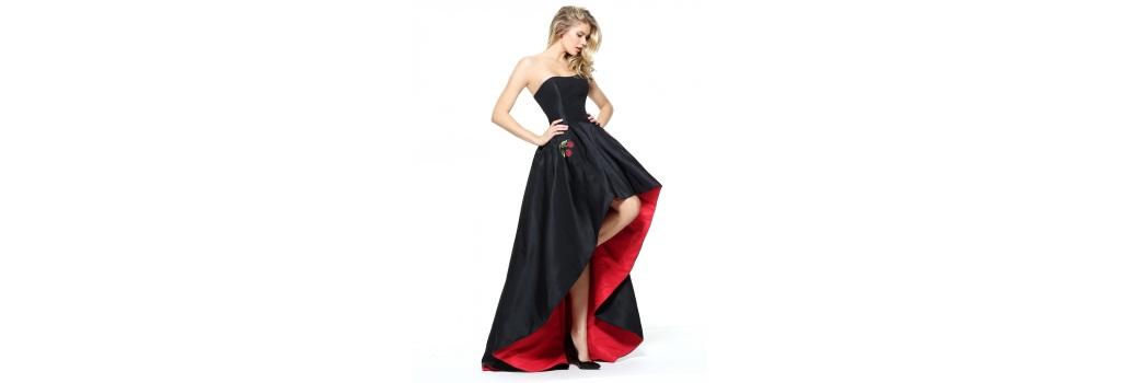 Химчистка вечерних платьев